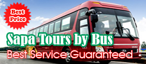 Sapa tour by bus