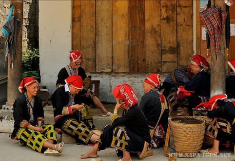 Ethnic local people