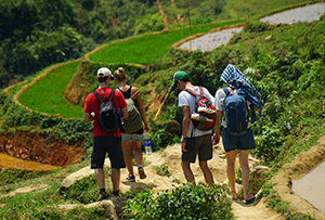 Muong Hoa valley trek