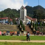 Sapa town