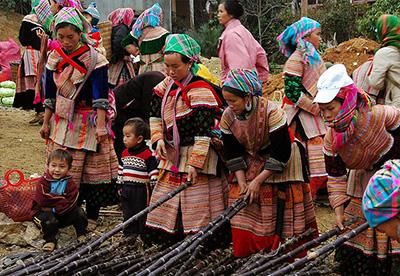 Bac Ha Market Sapa