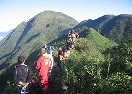 Fansipan Climbing Trek