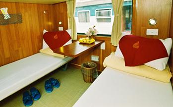 Fanxipan Sapa Train Cabin