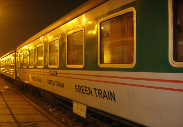 Green Express Sapa Train