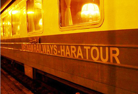 Hara Express Train Sapa