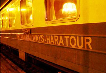 Hara Express Train Sapa