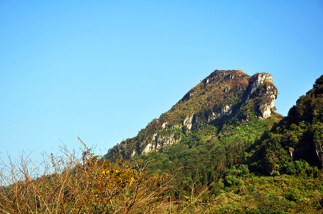Ham Rong Moutain