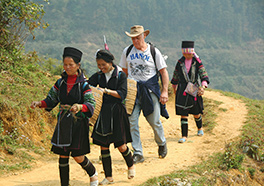 Sapa Hill Trek