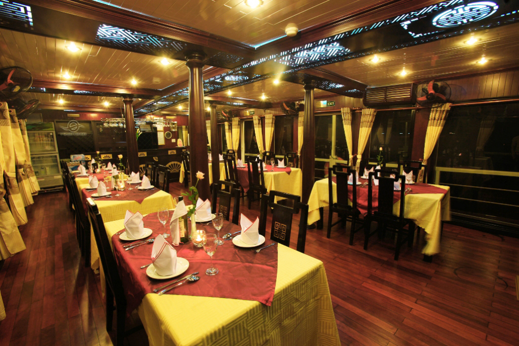 V-Spirit Cruise Restaurant