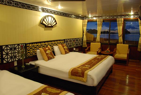 V-Spirit Cruise Triple Cabin