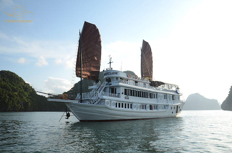 VSpirit Cruise Halong