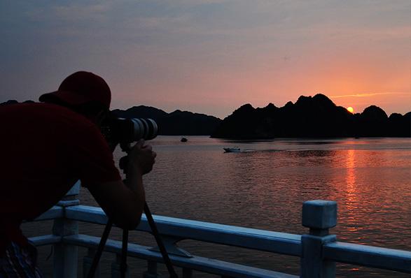 VSpirit Cruise Sunset