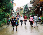 walking street sapa