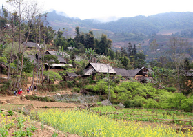 Bac Ha Trek