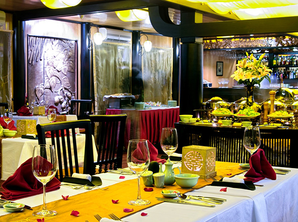Indochina Sails 3 Dining Room