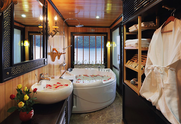 Starlight Cruise Bathroom