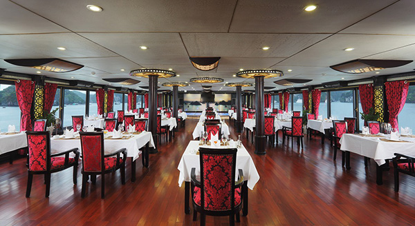 Starlight Cruise Dining Room