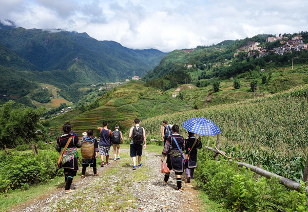 Sapa easy trek