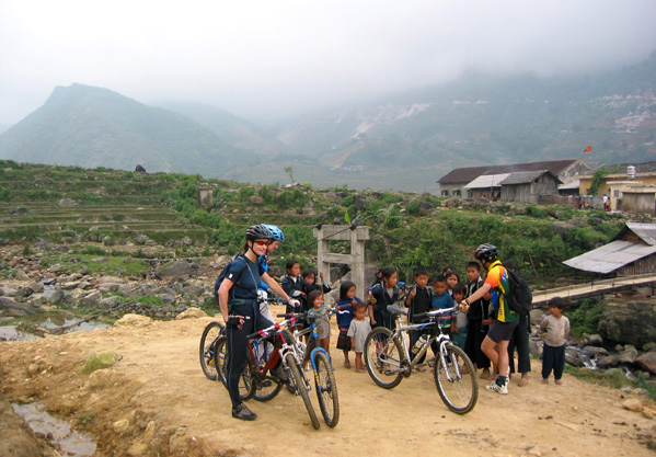 Visit Sapa on Bicycle