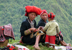 Ethnic local people