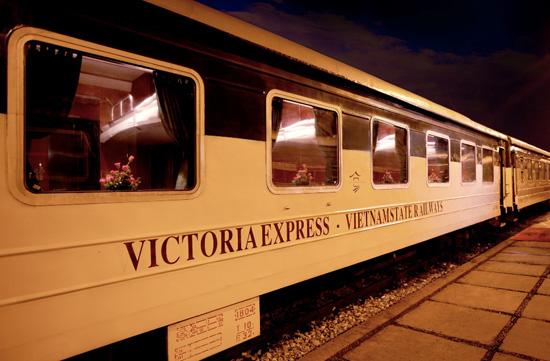 Victoria Train Sapa
