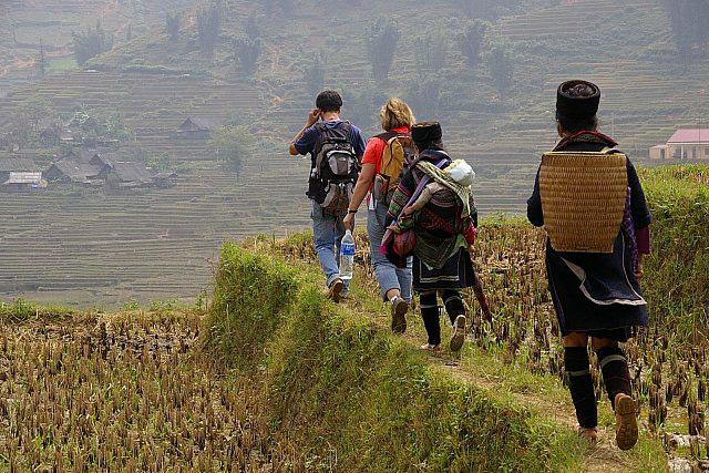 Hoang lien son trekking