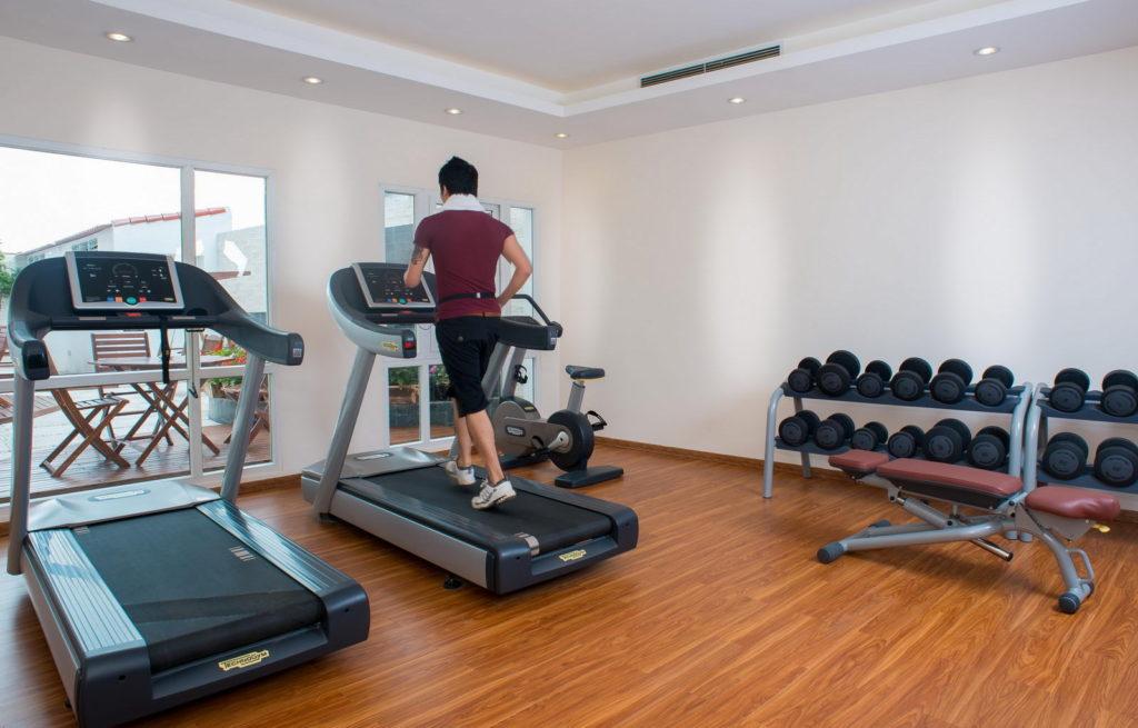 U Sapa Gym