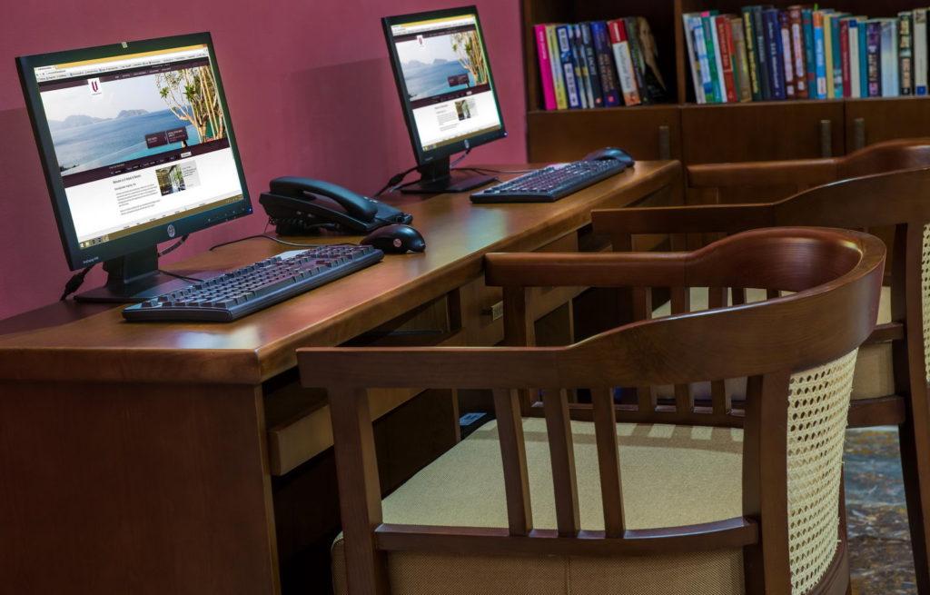 U Sapa Library