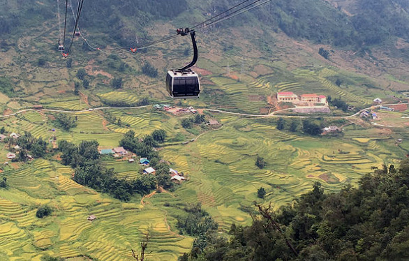 Fansipan Cable Car Sapa
